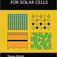 Materials Concepts For Solar Cells (Energy Futures) Downloads Torrent