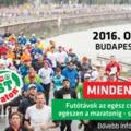 Még nem késő nevezni, közeleg a 31. SPAR Budapest Maraton® Fesztivál!