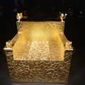 Megnyitotta kapuit a szenzációs Inkák Aranya kiállítás