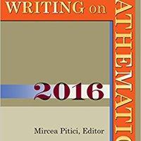 The Best Writing On Mathematics 2016 Ebook Rar