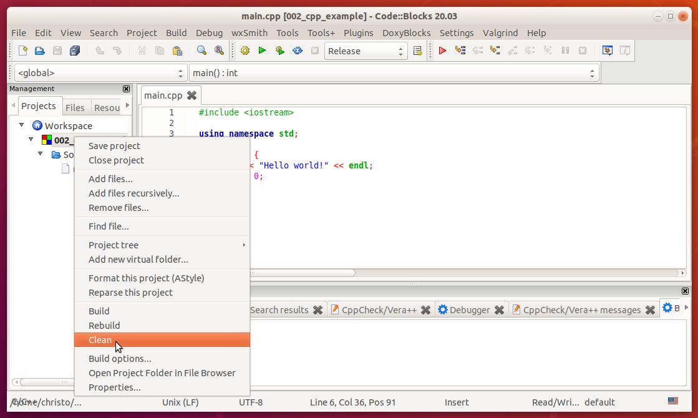 codeblocks_clean_project.png