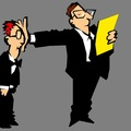 A jó főnök nem osztogat tanácsokat
