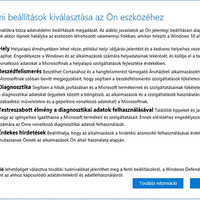 Kiderült, hogy mit fecseg ki a Windows 10