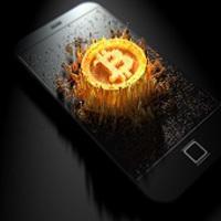 Sok hivatalos alkalmazás valutabányászatra használja a telefonokat