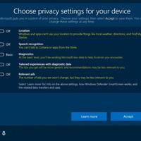 Az EU szakértői továbbra is aggódnak a Windows 10 adatgyűjtése miatt