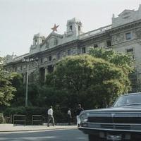 Nyugat vs Kelet - Hidegháború budapesti filmekben