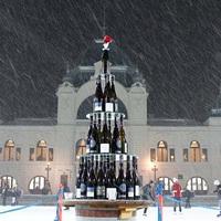 Balatoni borkarácsonyfa és adventi vásár a városligetben