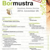 100 Hungarikum Bormustra Keszthelyen november 29-én