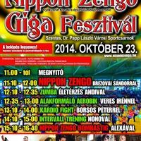 IV. Országos Nippon Zengo Giga Fesztivál Szentesen