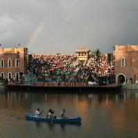 Színház és természet - Szarvasi Vízi Színház