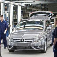 Mercedes gyárlátogatás - akár még az idén!
