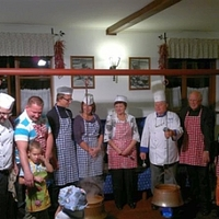 Halas főzőtanfolyam a Tanyacsárdában