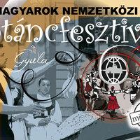 Minden Magyarok Nemzetközi Néptáncfesztiválja