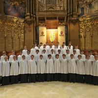 A Montserrati Apátság fiúkórusa Szegeden