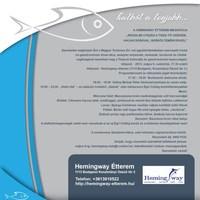 HelloHal halvacsora irodalmi utazással a Tisza-tó vidékén!