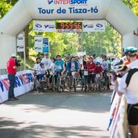 Hatalmas sikerrel zárult a 9. Intersport Tour de Tisza-tó