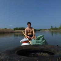 Negatív hulladék kibocsátású vízitúra