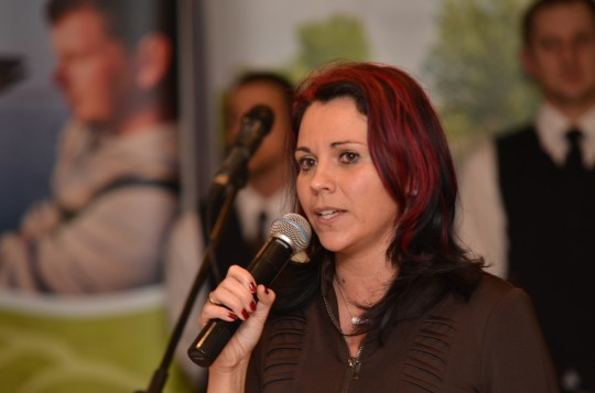 Molnár Anita, Tisza-tavi RMI igazgatója.JPG