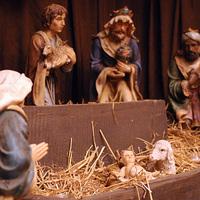 Betlehemezés a Sóstói Falumúzeumban