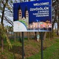 Útbaigazító táblák segítenek Nyíregyházán és a Nyírségben