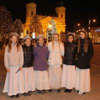 Nemzetközi Betlehemes Találkozó Debrecenben