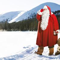 Joulupukki látogat el Miskolctapolcára