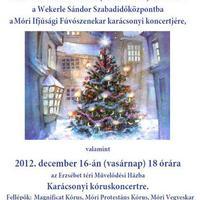 Karácsonyi koncert a Lamberg-kastélyban