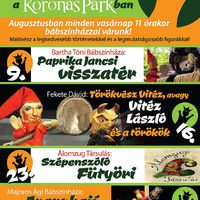Még több program a Koronás Parkban