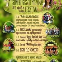 Gesztenyevirágok fesztiválja Sümegen első ízben