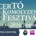 Mesterhármas a Velencei-tónál, avagy KoncerTÓ első alkalommal