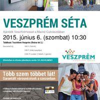Városnézés garantáltan Veszprémben