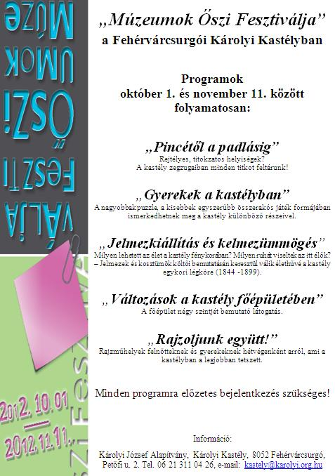 Múzeumok Őszi fesztiválja_Fehérvárcsurgó.JPG