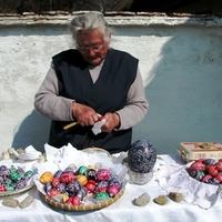 Húsvéthétfő a Vasi Skanzenben