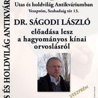 Dr. Ságodi László előadása a hagyományos kínai orvoslásról