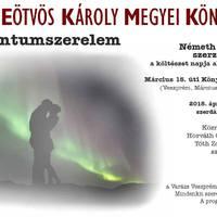 Kvantumszerelem - Németh Szilvia szerzői estje