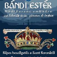 Bándi esték - Mádl Ferenc emlékére