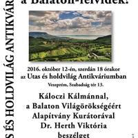 Világörökség lehet a Balaton-felvidék?