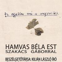 Hamvas Béla est