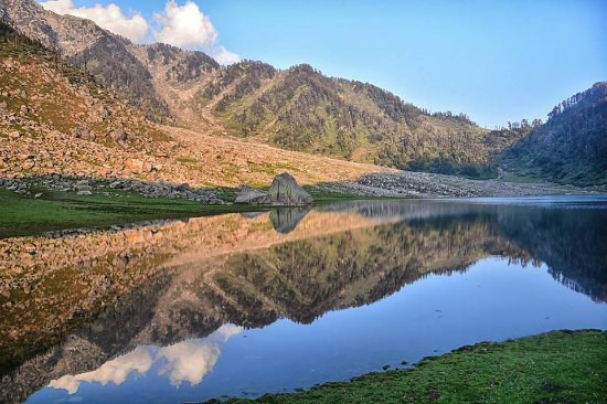 Kareri-tó<br /><br /><br /><br /><br /><br /><br /><br /><br /><br />Fotó: google