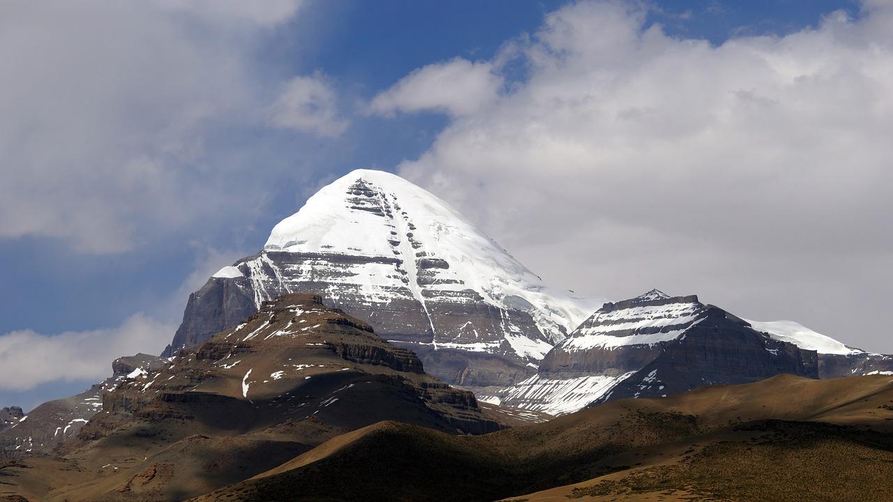 Kailash-hegy<br /><br /><br /><br /><br /><br /><br /><br /><br /><br />Fotó: pixabay.com