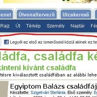 Tetszik? Osszd meg a Facebook-on!
