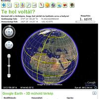 3D műhold térképek!!!