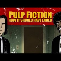Pulp Fiction - How It Should Have Ended