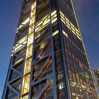 London Calling 2 - Full English Breakfast a felhőkarcoló tetején, hajnalban