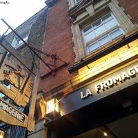 La Fromagerie - londoni sajtmennyország