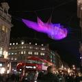 Lumiere London -  Elkezdődött Anglia legnagyobb fényfesztiválja