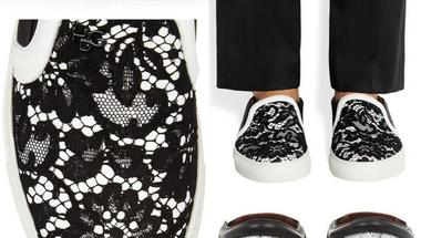 Milyen bebújos cipőt menő hordani?