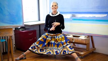 Ali Macgraw, a Love Story 78 éves legendás színésznője divattervező lett