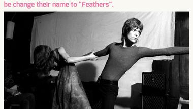 David Bowie ma 69