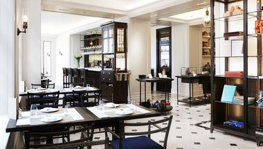 Kávézót nyitott a Burberry Londonban